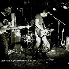 Muesca Live @ de Hip Deventer